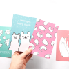 By Mia bags cards